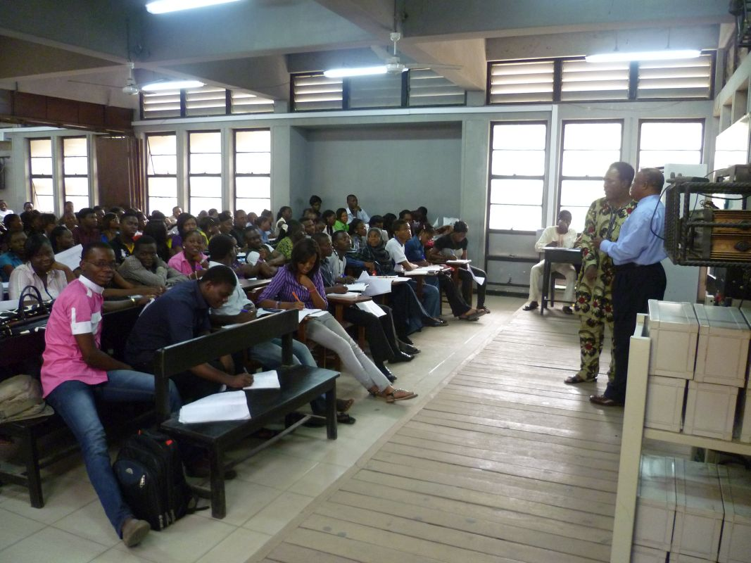 Education & vocational training